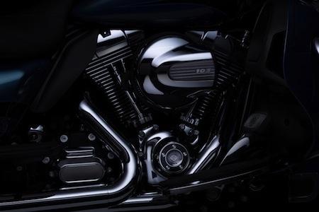 Nouveauté 2014: Harley-Davidson, le projet Rushmore