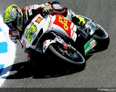 Moto GP - Laguna Seca D.2: Honda prêt à récupérer les miettes