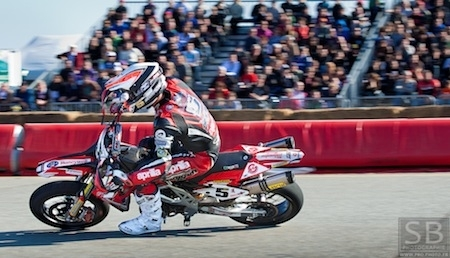 """Interview d'Adrien Chareyre: """"cette année ma moto sera équipée d'un moteur big-bang..."""""""