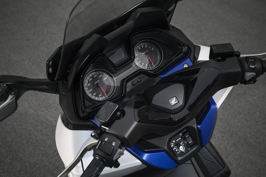 Essai Honda Forza 125 : sportivo-GT par excellence