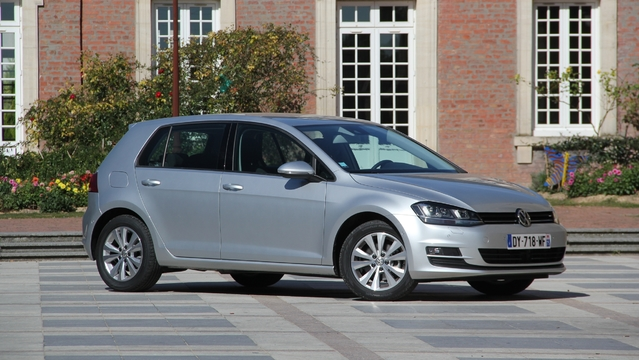 Essai - Volkswagen Golf 1.4 TSI 125 multifuel : multiples raisons d'acheter?