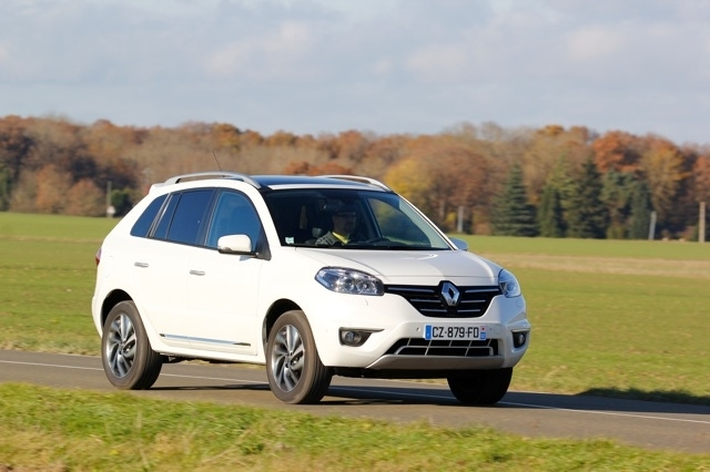 Pourquoi le Renault Koleos ne change pas de nom