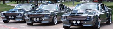 Unique Performance: les Mustang pas claires ?