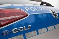 Des Volkswagen Golf électriques pour la police albanaise