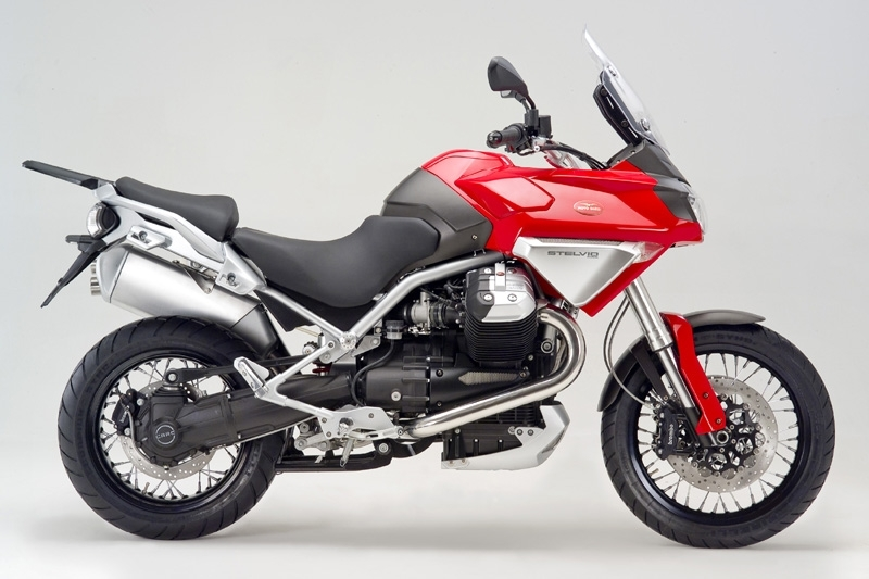 Nouveauté 2008 : Moto Guzzi Stelvio