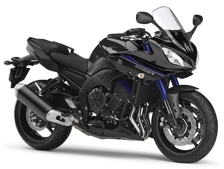 """Nouveauté 2014, Yamaha: les coloris """"Race Blu"""""""