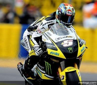 Moto GP - Catalogne D.2: Edwards croise les doigts
