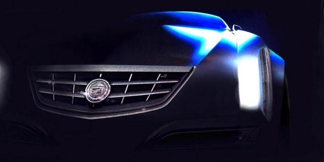 Cadillac : premières photos du Glamour Concept