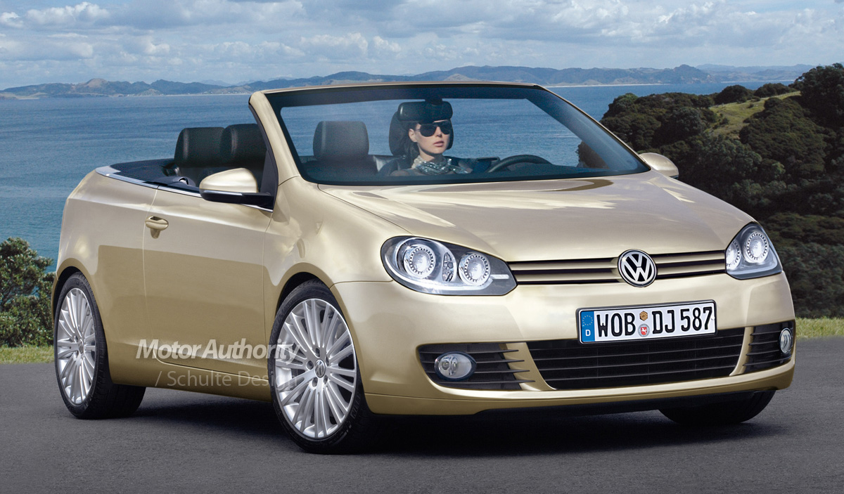 futures volkswagen golf vi gti cabriolet et passat coup. Black Bedroom Furniture Sets. Home Design Ideas