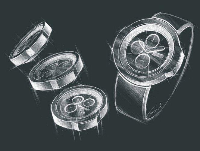 Ford lance ... une montre