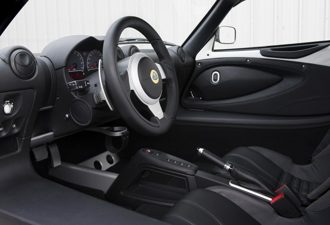 Lotus commercialise l'Exige S Automatic