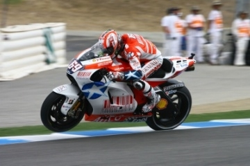 Moto GP - Laguna Seca: La bonne étoile a veillé sur Hayden