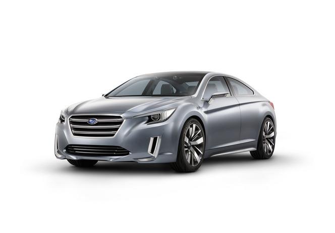 Los Angeles 2013 : Subaru Legacy Concept