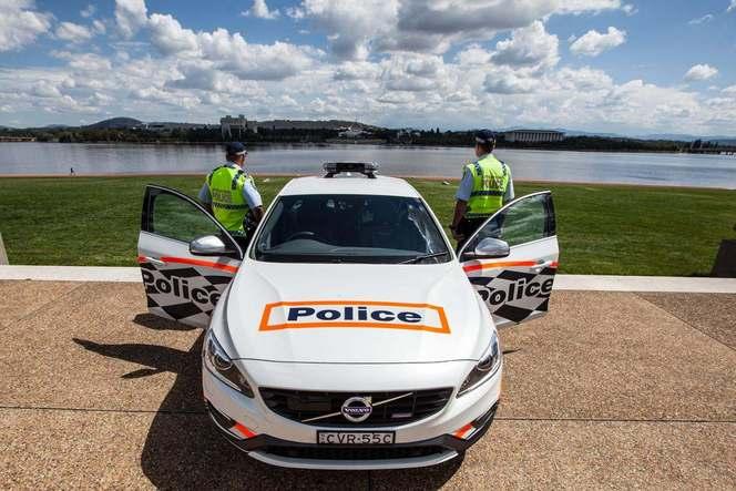 La police australienne teste la Volvo S60 revue par Polestar