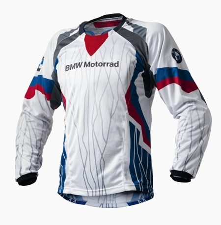 BMW: maillot Cross.