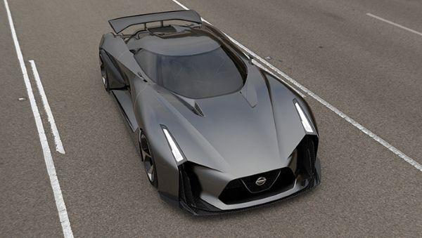 La future Nissan GT-R sera une 2+2 hybride à moteur avant
