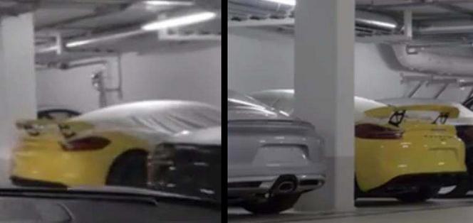 Porsche glisse discrètement le Cayman GT4 dans une vidéo promotionnelle