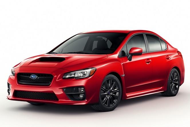 Los Angeles 2013 : voici la nouvelle Subaru WRX