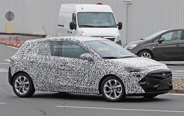 Opel prépare déjà une nouvelle Corsa