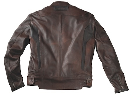 Mac Adam blouson cuir K01: comme un air vintage