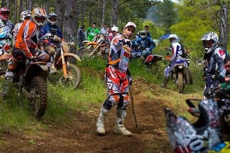 Le Moto Club Lozérien vous offre une journée avec  Antoine Méo