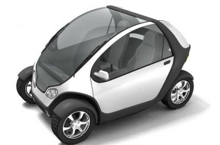 MIT et General Motors : une voiture électrique qui rétrécit !