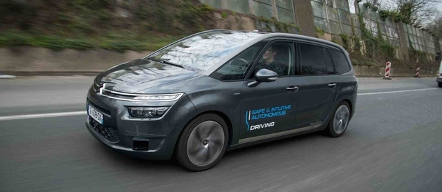 60 000 km au compteur pour le voiture autonome de PSA.