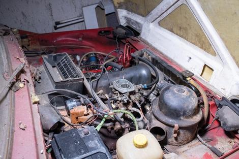 Un Lada Niva du Paris-Dakar 1981 bientôt à vendre