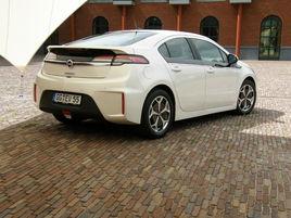 Essai Opel Ampera : une électrique sans fil à la patte
