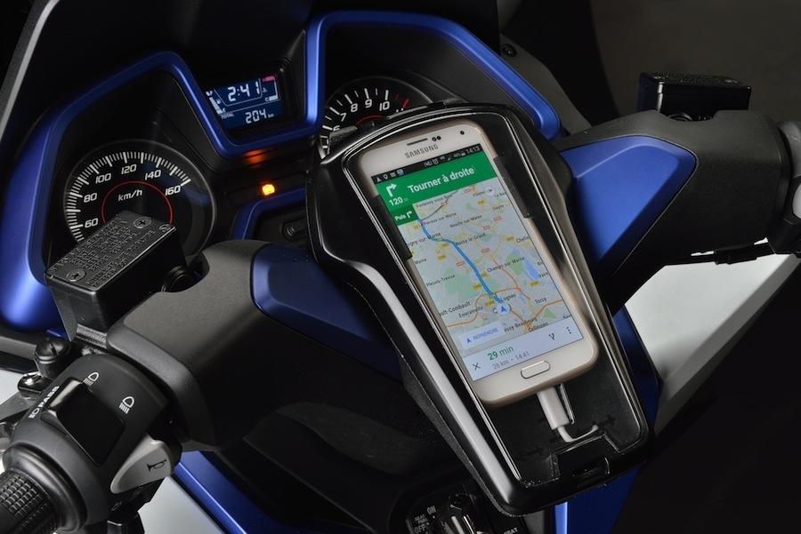 Honda Forza 125 : les tarifs des accessoires !
