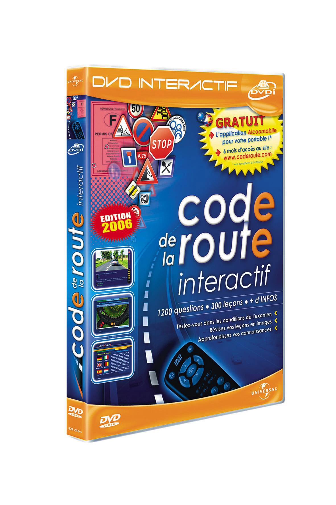 edition 2006 du dvd code de la route. Black Bedroom Furniture Sets. Home Design Ideas