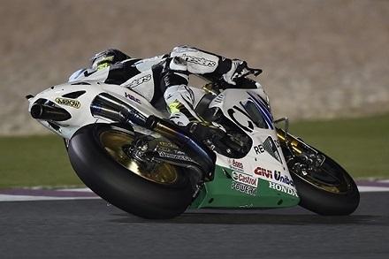 MotoGP - Grand Prix du Qatar J.2: Crutchlow fait sensation