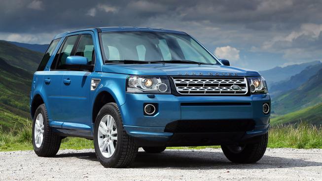 Land Rover apporte quelques retouches au Freelander