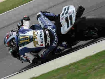 Moto GP 2008: Ben Spies roulera lundi à Valence