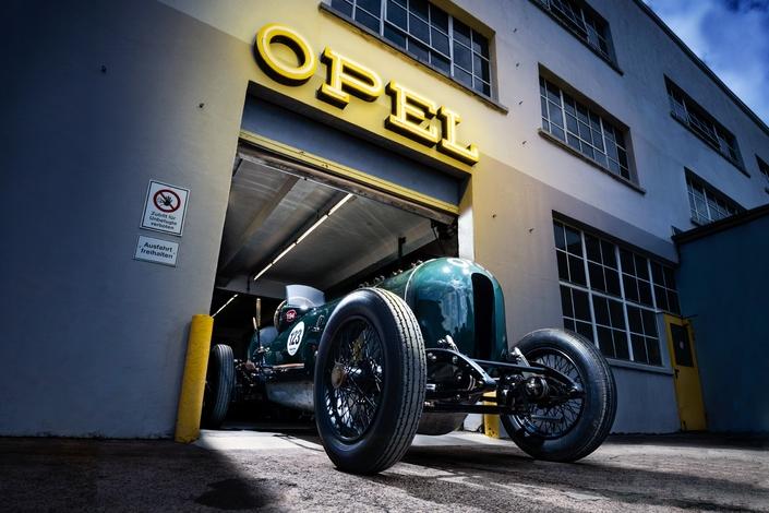 "Opel ressort le ""monstre vert"" du musée"