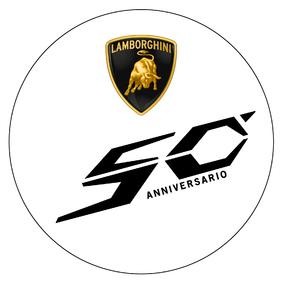 Lamborghini prépare les festivités pour ses 50 ans