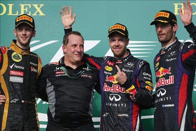 F1 - GP des USA : l'insatiable Vettel commence à effacer Schumacher des tablettes