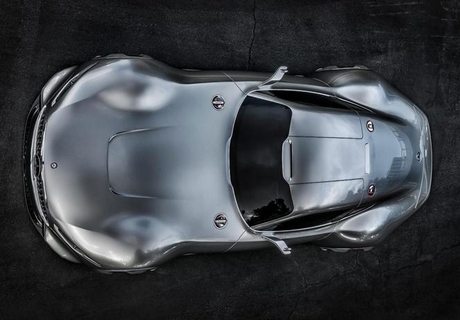 Mercedes Vision Gran Turismo Concept : en virtuel seulement