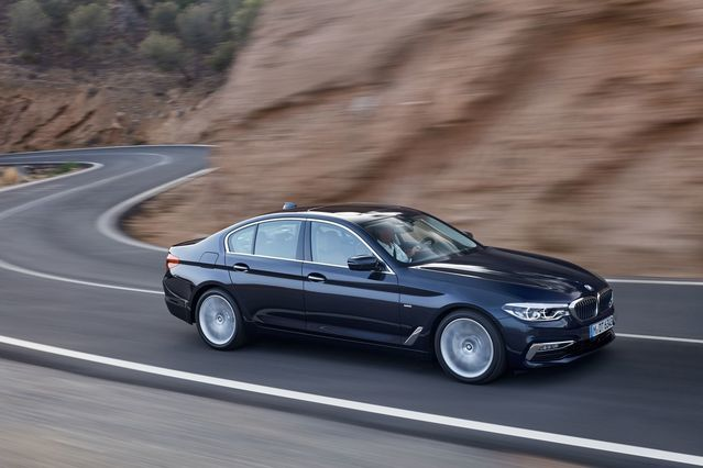 Nouvelle BMW Série 5: la voiture du patron (bonus: Caradisiac a pu prendre place à bord)