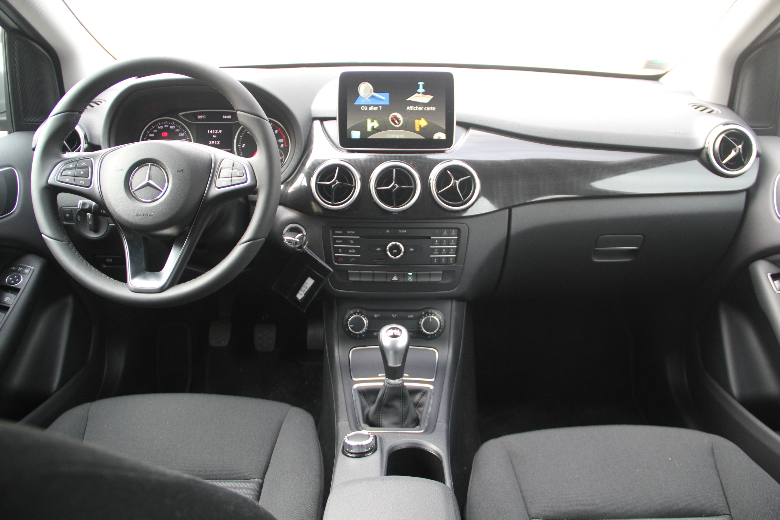 Essai Mercedes B160 Cdi Du Premium Vraiment