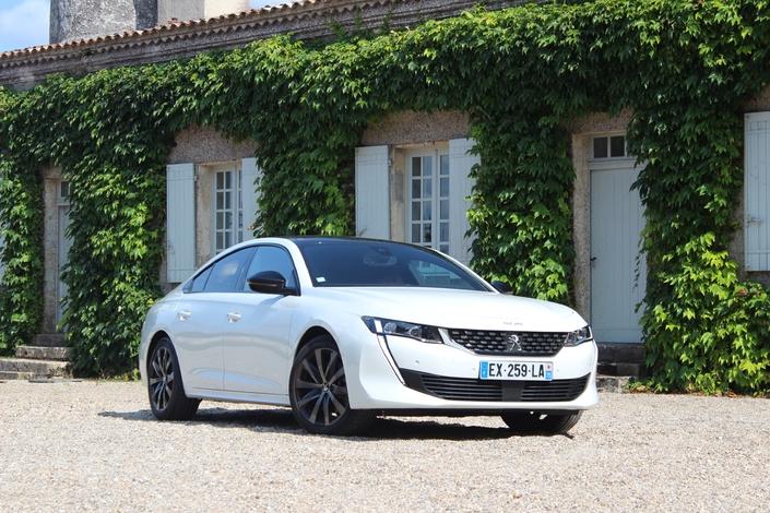Essai - Peugeot 508 BlueHdi 160 : l'étoffe d'un crack