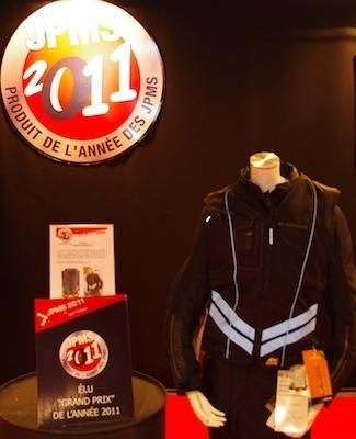 JPMS 2011 comme si vous y étiez: Bering et son airbag empochent le Grand Prix de l'année.