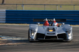 ALMS 12h de Sebring : Acura fait la pole devant Audi et Peugeot