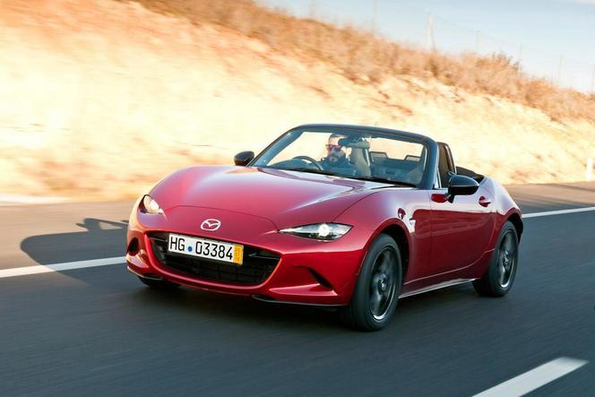 Vidéo : premiers essais pour la nouvelle Mazda MX-5