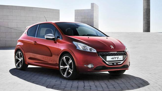 Guide des stands Mondial 2012 : Peugeot, la 208 GTI à l'honneur
