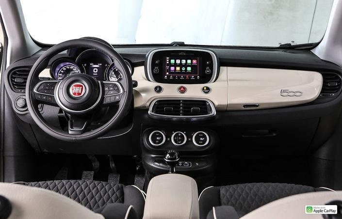 En marge du Mondial de Paris 2018... - Fiat dévoile le 500X restylé