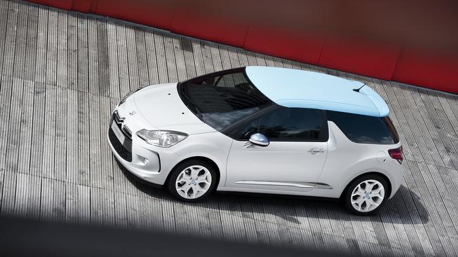 Guide des stands Mondial 2012 : Citroën, cheveux au vent