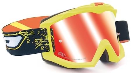 Pro Grip fluo: entre poignées et masques