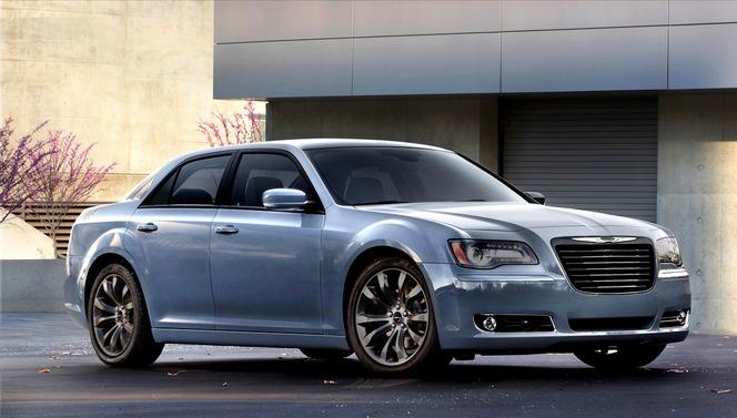 La Chrysler 300 évolue