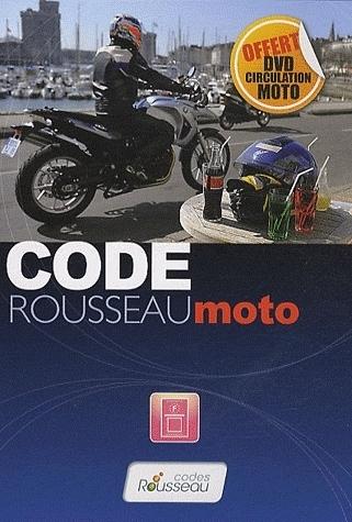 Idée cadeau - Livre : Code Rousseau Moto - Permis A & A1